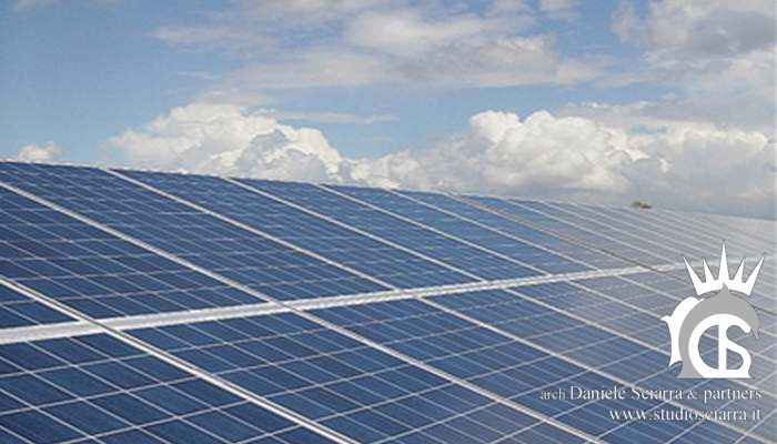 bioedilizia: pannelli solari elletricità/termici