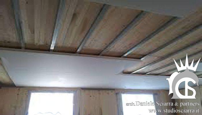Riscaldamento e raffrescamento pannelli bassa temperatura a soffitto