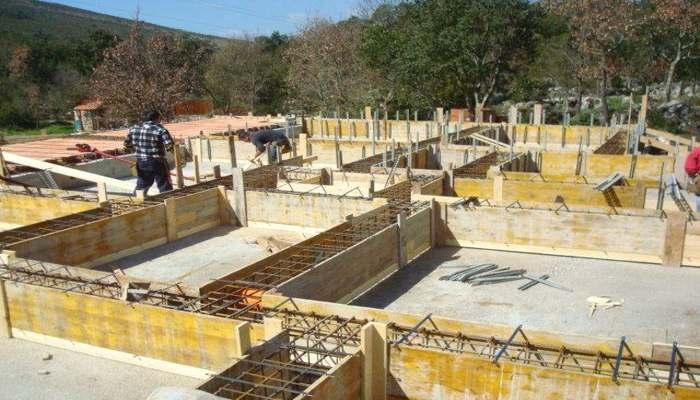 Case in legno: fondazioni isolate e coibentate