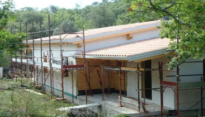 Case in legno: coibentazione e isolamento termico