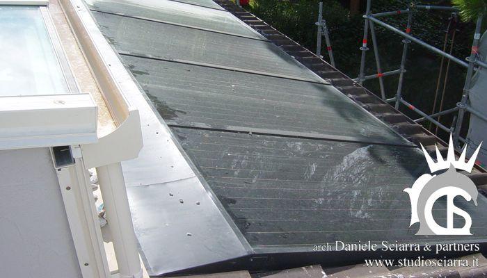 Produzione energetica pannelli solari
