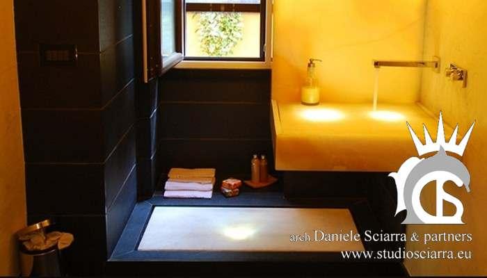 Progettazione piccole zone benessere in appartamento