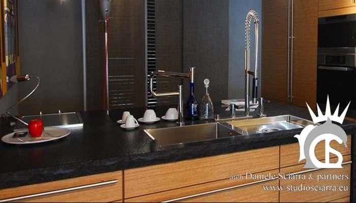 Progettazione cucine classiche e moderne