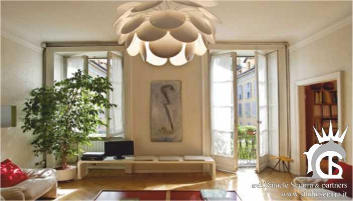 Studio di architettura architetto daniele sciarra roma for Architetto di interni roma